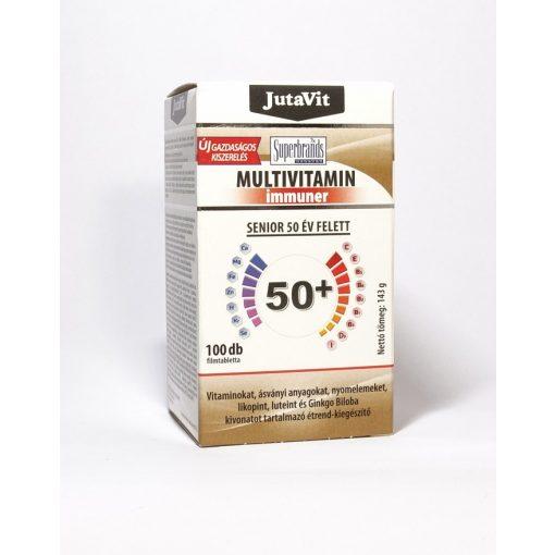 JutaVit Multivitamin 50 év felettieknek 100 db