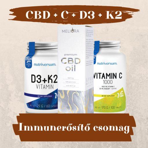 CBD Immunerősítő Csomag