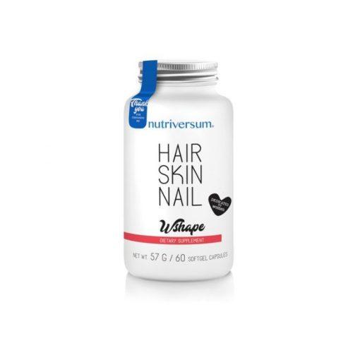Nutriversum Hair Skin Nail - 60 db