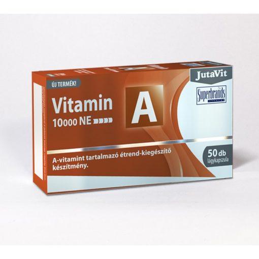 JutaVit A-vitamin 10000 NE 50 db