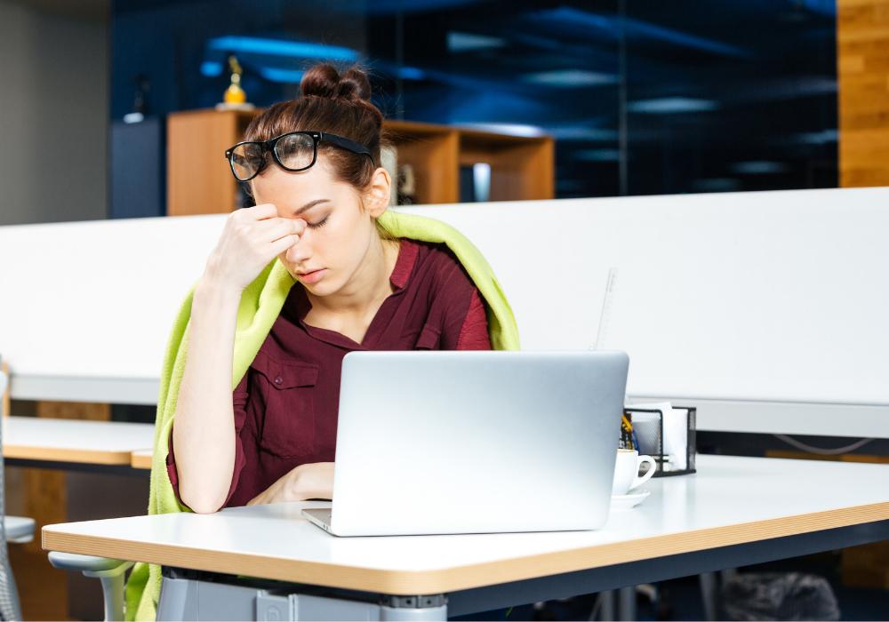 CBD olaj munkahelyi stressz ellen